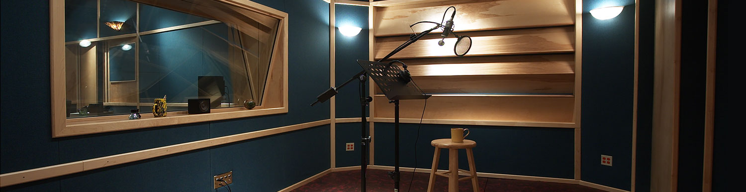 Akron OH Audio Production Company, Voice Over Actors, Voice Over Talent